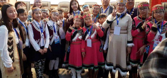 Итоги VI Международной олимпиады по языкам и культуре орочонов Китая и эвенков России